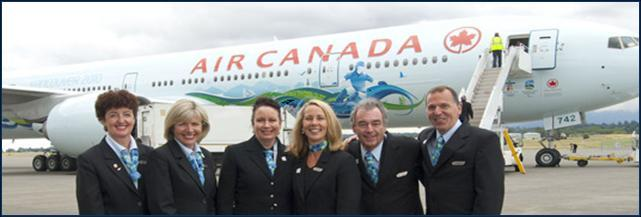 This is Air Canada 178
