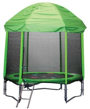 Trampoline Extras: Tent (cont.