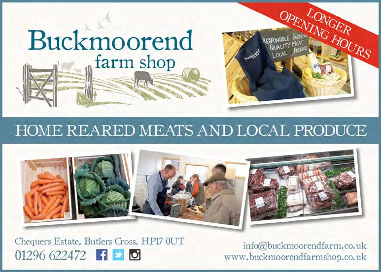 Buckmoorend Farm Shop Latest News Thank you to everyone who has visited our farm shop - our new extended opening hours have been a great success.