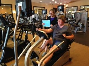 Exercise 101 for Beginners! It s no secret that the Four Seasons clubhouse has an incredible exercise room with equipment designed to work every part of your body.
