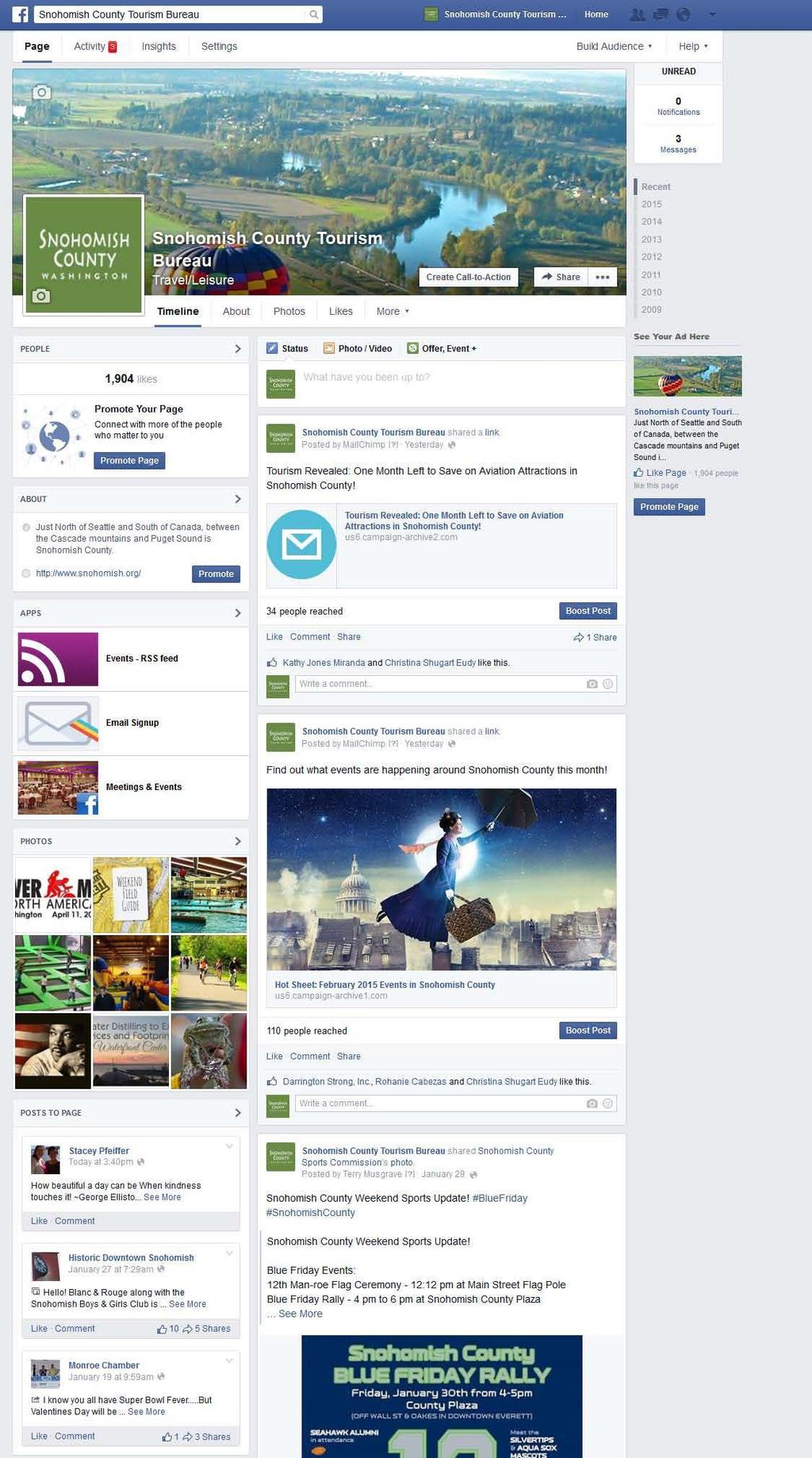 Social Media: Flickr, Twi^er, Facebook, Instagram & Pinterest Twi^er Facebook