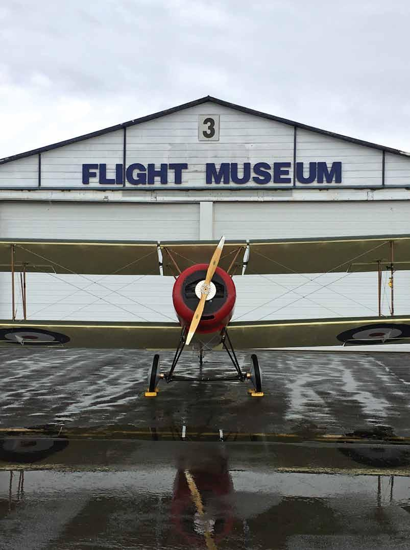 The journal of the Canadian Owners and Pilots Association COPAFlight april 2017 More Than 100 classified ads community effort Vimy Volunteers Rally to Make History Northern Tour Coming Together Air