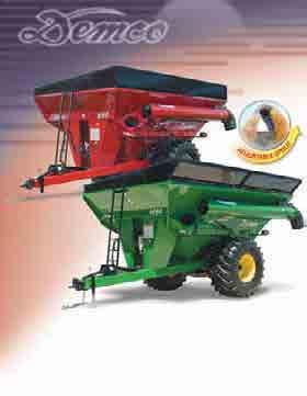 McGavin s Rural Express 13 Never make the trucks wait STANDARD FEATURE ON 850 & 1050 BUSHEL GRAIN CARTS The PowerVac Collection System The powerful vacuum action of a
