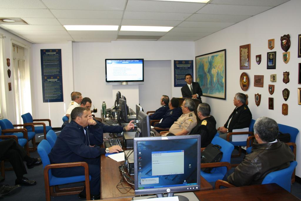 Results SUMA Course, provided to train PAHO operations staff in
