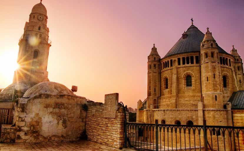 Looking beyond its religious and historical persona, Jerusalem is a city undergoing immense cultural