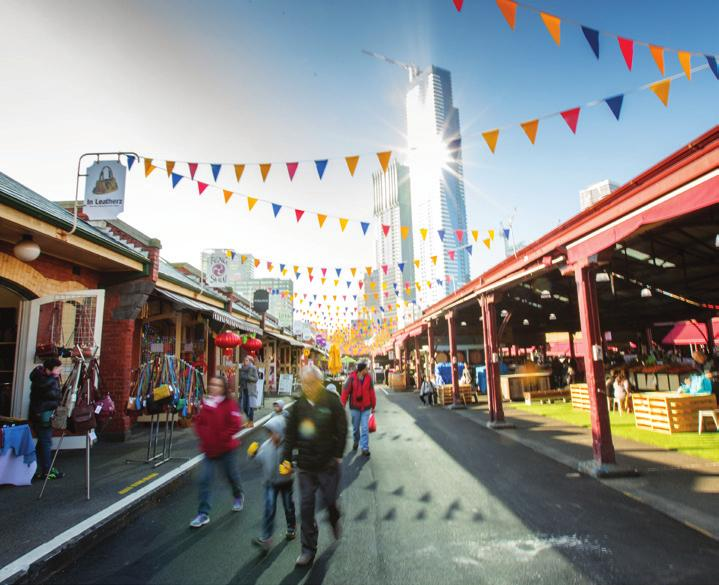 Delegates will visit Sydney Markets as part of the technical tour, gaining an insight into the