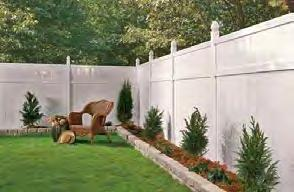 YES, a fence can be placed on the property line, but we recommend it be at least a mower s width in so that it can be maintained without trespassing onto the neighboring property.