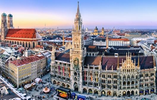 Day 5 Saturday, October 26 Departure from Munich This morning after check-out, your driver will meet you in the