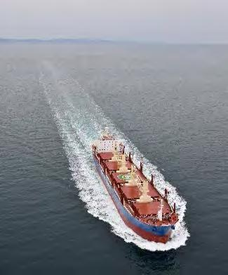 MARITIME SERVICES The Group s Maritime Services arm includes the following subsidiaries: Uni Ships and