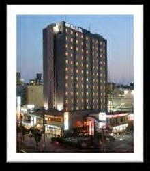 Location: Ebina, Kanagawa Number of rooms: 176 Hotel