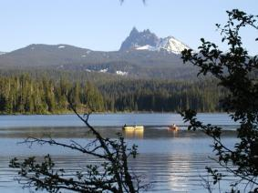 Range of Preferred Physical Environmental s Range of Preferred Social Environmental s Marion Lake,
