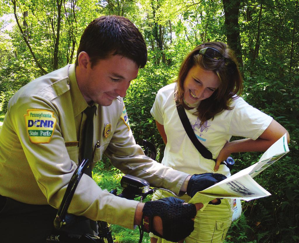 State Park Visitor Survey Methods, Findings and Conclusions State s Department of Recreation, Park and Tourism Management surveyed state park visitor and trip characteristics, and collected