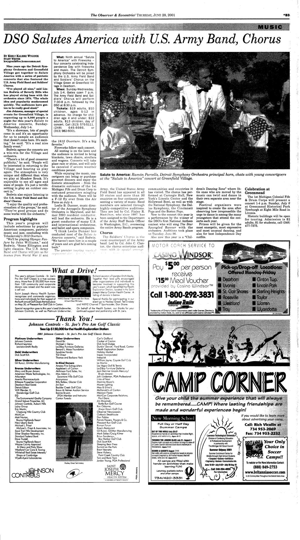 Canton dbsmrc your hometown newspaper serving canton for 26 years pdf the observer eccentric thursday june 28 2001 b3 music dso salutes fandeluxe Gallery