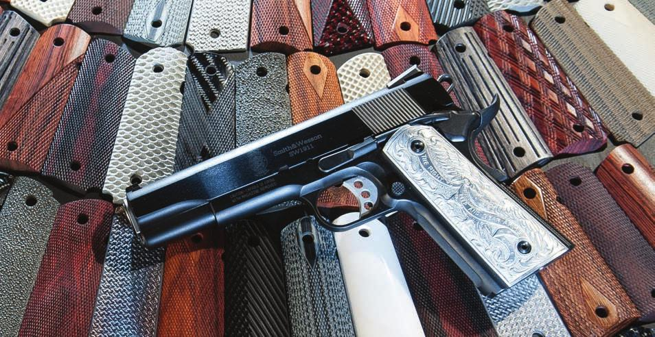 M D.I.Y. REPAIRS & UPGRADES FOR YOUR 1911 ore than 100 years after it was first adopted by the United States military, the 1911 remains one of America s favorite pistols.