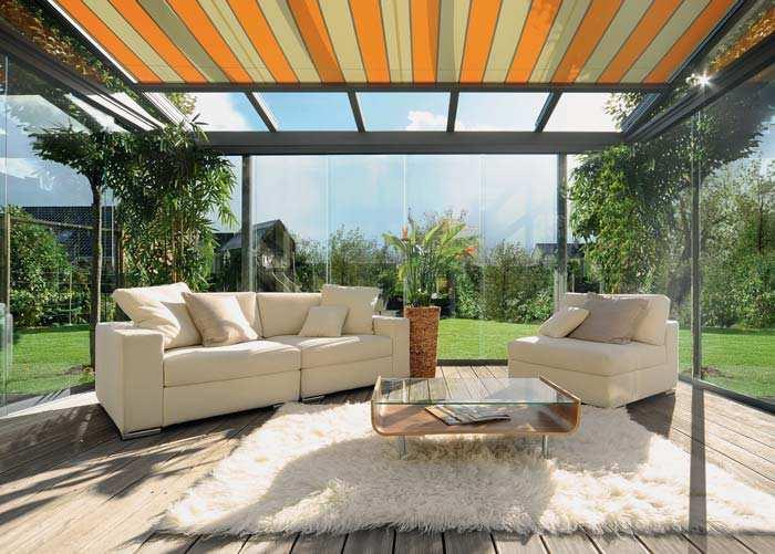 Weinor Patio Roof Et Glasoase Light Is Life Your New