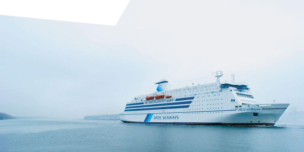 DFDS A/S H1 2006