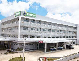 SILOAM HOSPITALS CINERE DEPOK (South of Jakarta) 50 Bed Capacity 37 Operational Beds