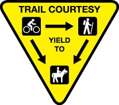 Although the Barbaour Rock Recreation trails themselves will be identified as non-motorized use only, trail users will be made aware that motorized recreational activities (ATV and motorcross for