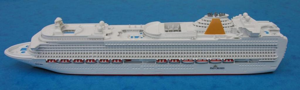 com ) These are 1/1250 resin models of contemporary cruise ships available fully painted and in display