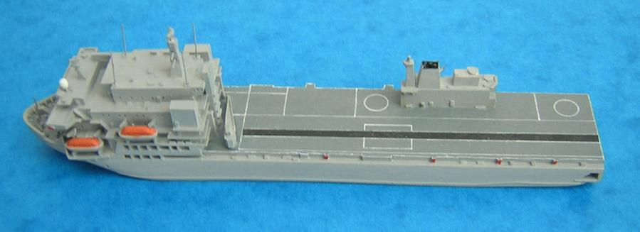 Fleetrain RFA Argus Sea-Vee are active once again offering the same very high standards, but now in metal.