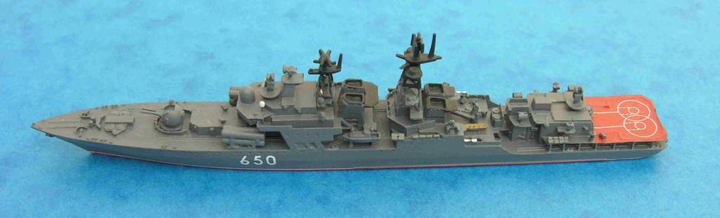 Two ship models have been discontinued and depending on your interests may have become instant collectors items catalogue number AS 2 Wielingen (Belgian frigate as in 1978) and AS 21b KT-14 (1944