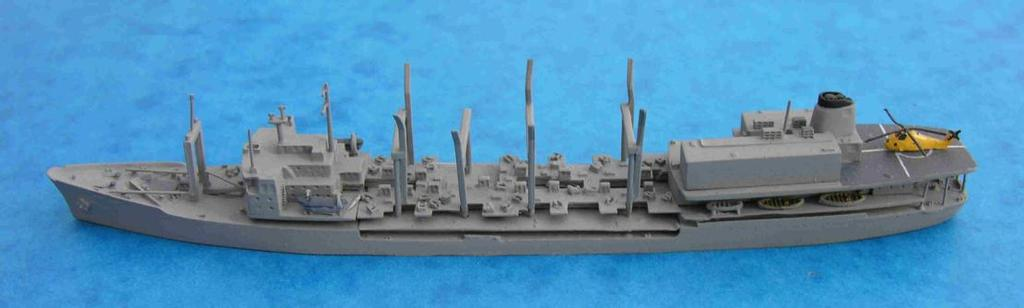 WIKING Trident RFA Olna Wiking were the original producers of German naval recognition and collectors models who, before the war, had a huge warship range, military aircraft and a fair number of