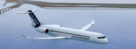 a re-designed wing (improving cruise performance by 30%) and modern avionics.