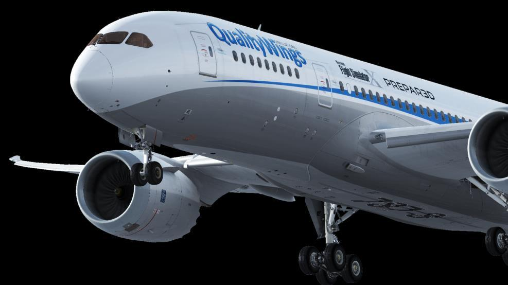 Ultimate 787 Users Manual  Copyright 2017 QualityWings Simulations