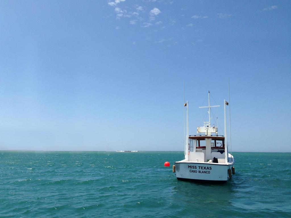 CABO BLANCO Ernest Hemingway and Alfred Glassell s Miss Texas fishing boat restored by Inkaterra.