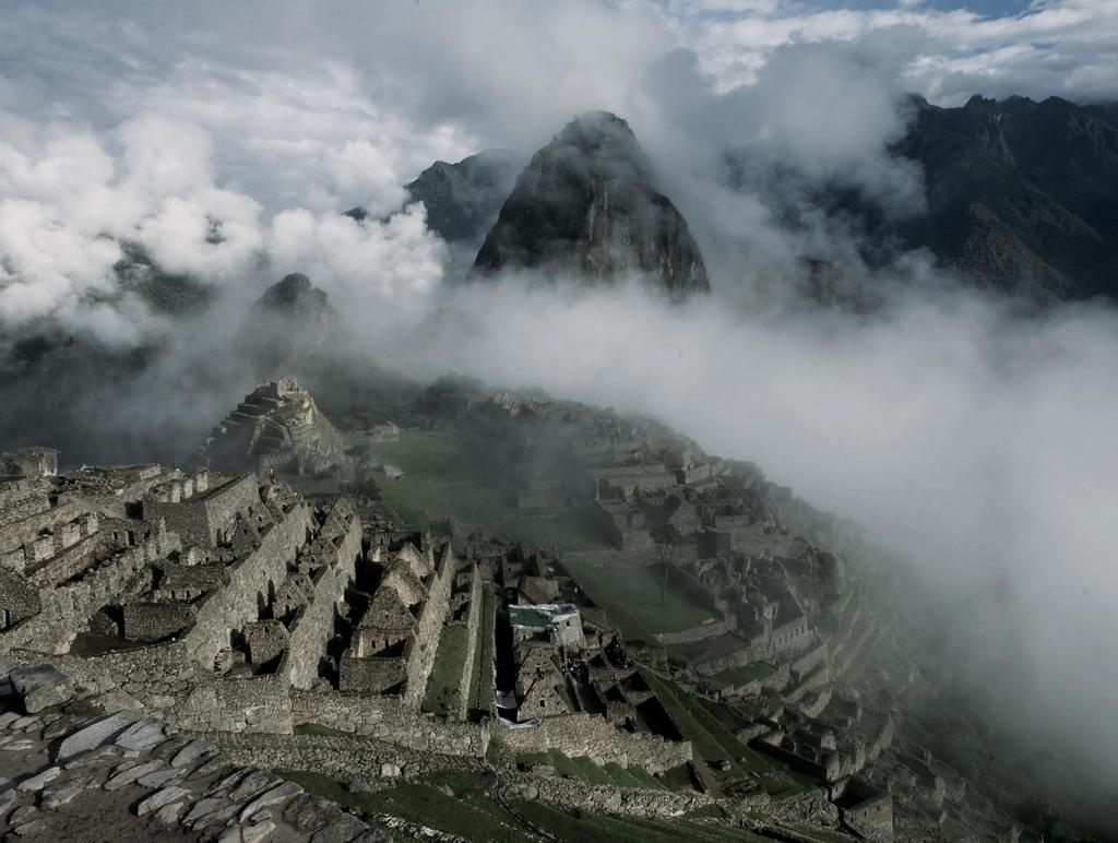 PERU One of the 17 megadiverse countries in the world (UNESCO 1998).