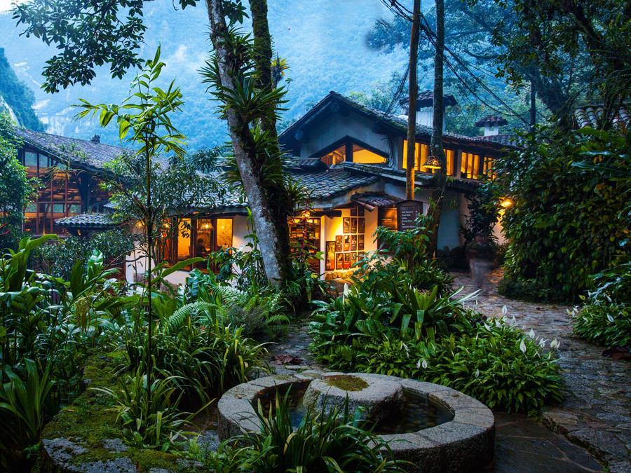 INKATERRA Established in 1975, pioneering ecotourism and sustainable development in Peru.