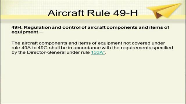 The director general may accept a supplemental type certificate issued by a contracting state in respect of the aeronautical product.