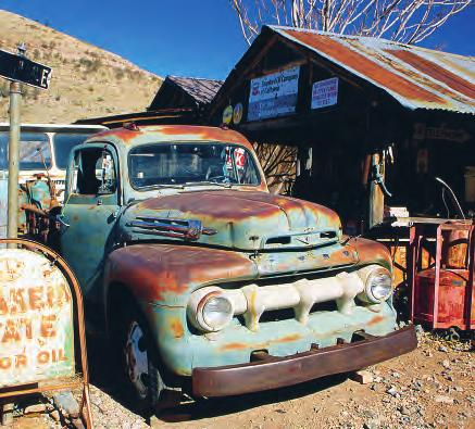 Old West Towns If you judge Old West towns by 3 the quality of their nicknames, then Jerome, Arizona (p 337 ), once known as The Wickedest Town in America, and Tombstone, Arizona (p 353 ), The Town