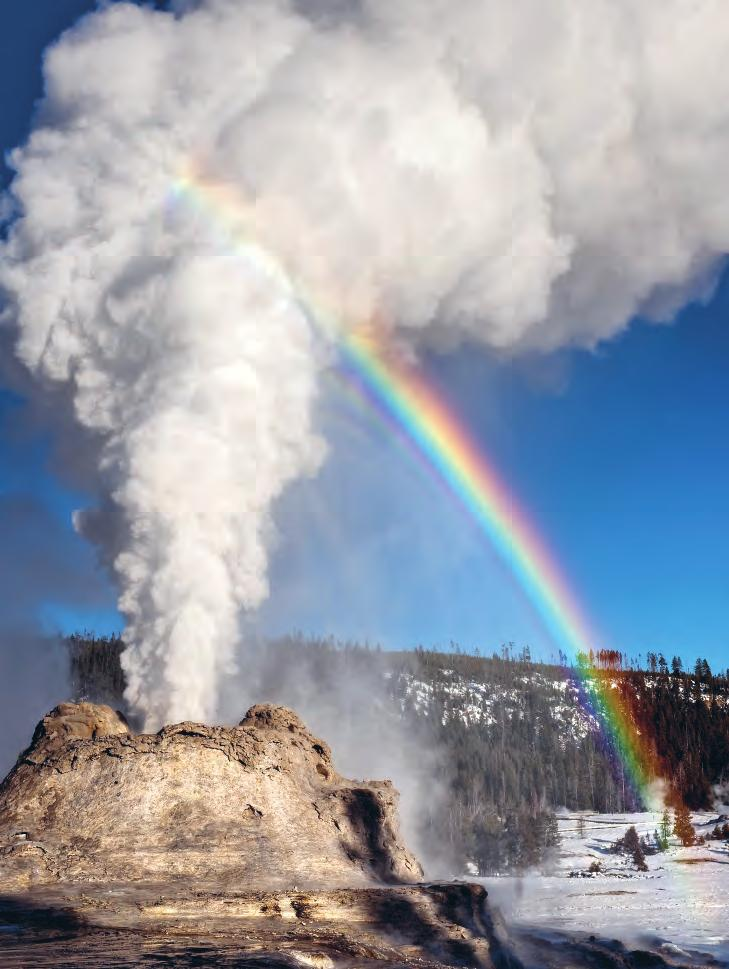 25 TOP EXPERIENCES DOUGLAS STEAKLEY / LONELY PLANET IMAGES Yellowstone National Park What makes Yellowstone (p 276 ) the quintessential national park?