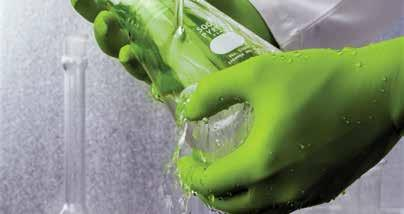 Disposable Category Hand Protection 7500PF 7705PFT Nitrile Disposable Gloves Features 4-mil thickness textured