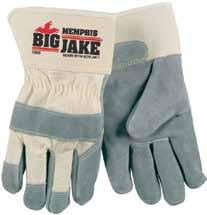"gloves w/ 4 1/2"" gauntlet cuff L 12/Pk 1936-XL 331408075 Mustang leather palm gloves w/ 4 1/2"" gauntlet cuff XL 12/Pk 1935 1936 Big Jake Leather Palm Gloves Made of heavy, select chrome-tanned,"
