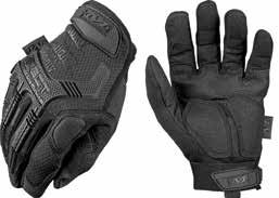 Category Hand Protection Trade & Utility TAA Compliant M-Pact Synthetic Leather Mechanics Gloves Law enforcement and service members trust their hands with the M-Pact and its ability to protect in