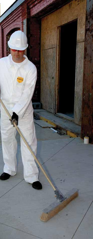 SubSection Category Protective Clothing PB120SBU PB122SWH PB125SWH PB127SWHM DuPont ProShield Basic Coveralls Meltblown, spunbond polypropylene garments have been optimized for comfort, softness and