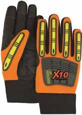 Hi-Viz Orange 21247HO/9 337982465 Knucklehead X10 insulated gloves M 12/Pk 21247HO/10 337982475 Knucklehead X10 insulated gloves L 12/Pk 21247HO/11 337982485 Knucklehead X10 insulated gloves XL 12/Pk