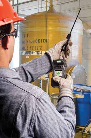 Instrumentation Employers are required to comply with OSHA regulations set forth to minimize employees exposure to hazardous gases and vapors anywhere