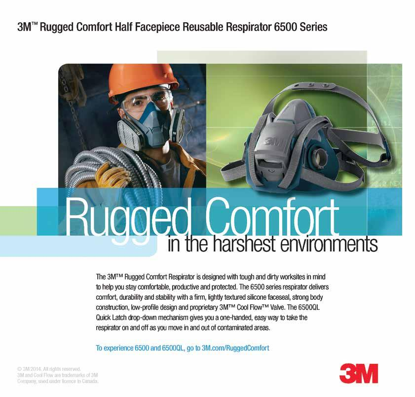 Respiratory Protection Respirators protect employees from inhaling harmful substances,