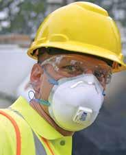 Respiratory Protection Category 3M Particulate Respirators, N95 Designed to help provide comfortable, reliable worker respiratory protection against certain non-oil based particles in suggested