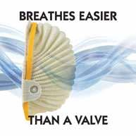 Exclusive wave design for less resistance and better breathability. Breathes like it has a valve, but without one. SmartStrap is adjustable, metal-free and hangable.