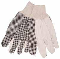Interlock knit lining stretches to a comfortably snug, sensitive fit. Outwears 8 oz. cotton gloves by at least 6-to-1.