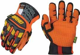 Hand Protection Category Material recommendations for common work glove applications: (for equivalent thicknesses of natural leather) Applications Grain Pigskin Grain Cowhide Split Cowhide Grain