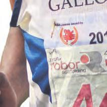 results on page 38 Mooi, also the first master runner home, crossed the line in a time of two hours, 40 minutes and nine seconds