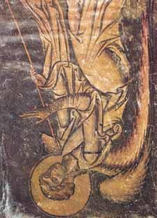 DISCOVERY AND STUDY OF THE KURBINOVO FRESCOES the beginning of the twelfth century, that is to say between the Physician Saints in Kostur (Kastoria) and Nerezi, 8 a century before the frescoes were