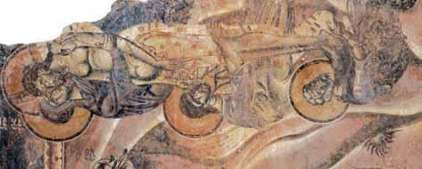 DISCOVERY AND STUDY OF THE KURBINOVO FRESCOES Kurbinovo frescoes, the panel of experts had chiefly made use of the reproductions from G. Millet s well-known album.