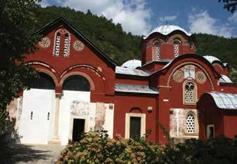 AS WE ARE A LIVING HERITAGE IN CONTEMPORARY DYNAMICS Dečani Monastery of the Serbian Orthodox Church The