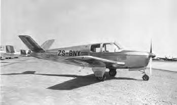 The three people on-board were killed. D-100 ZS-BNY Wichita-Beech Field (Ed Coates) D-100 ZS-BNY D-101 Built 1947 Type 35 Regd.... NC2723V Regd.... N2723V cc by 1.7.64 D-102 Built 1947 Type 35 Regd.